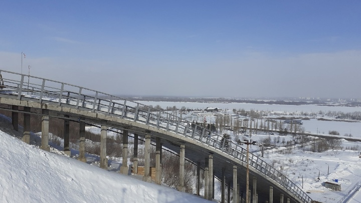 В Нижнем Новгороде может появиться колесо обозрения
