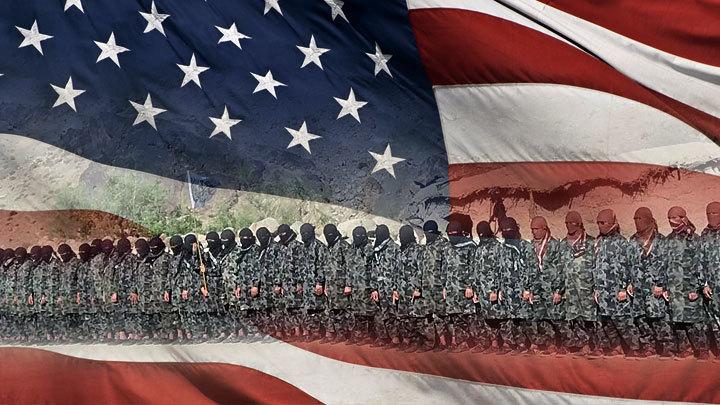 США тогда уйдут из Афганистана, когда обеспечат там позиции для ИГ*