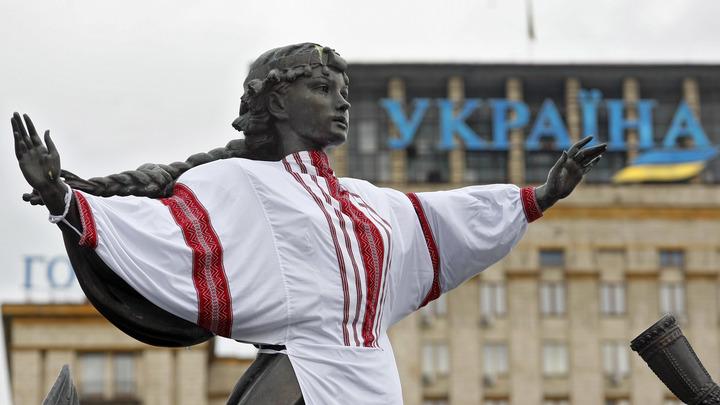 Танк-вышиванка заставил соцсети всплакнуть о судьбе украинского ОПК