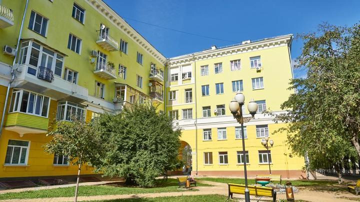 За полгода в Московской области отремонтировали 120 фасадов многоквартирных домов