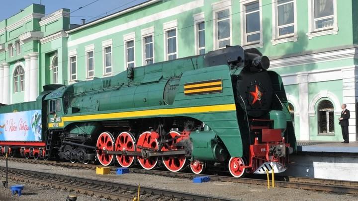 Рев паровоза услышат все: в Челябинск прибудет Поезд Победы