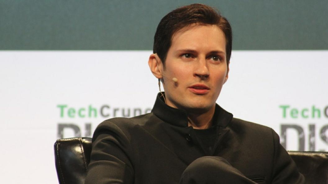 Павел Дуров сказал о привлечении $850 млн наблокчейн