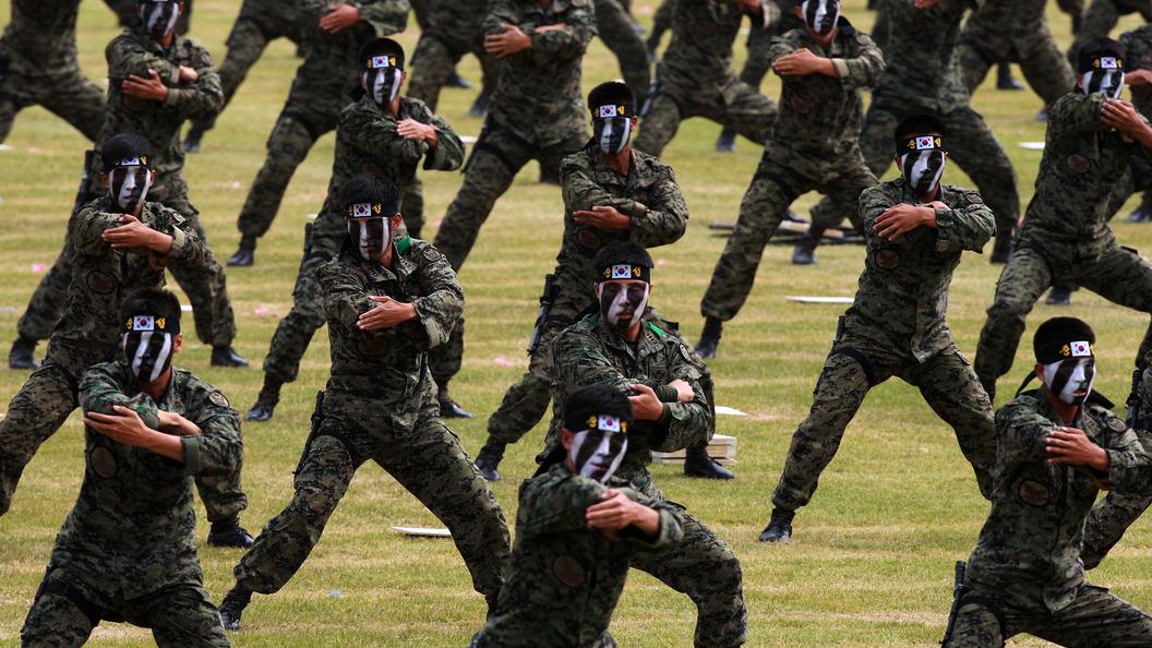 Южная Корея категорически отказалась воевать с КНДР