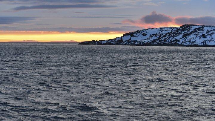 Моряки Северного флота по носу раскрыли тайну затонувшего в Баренцевом море охотника