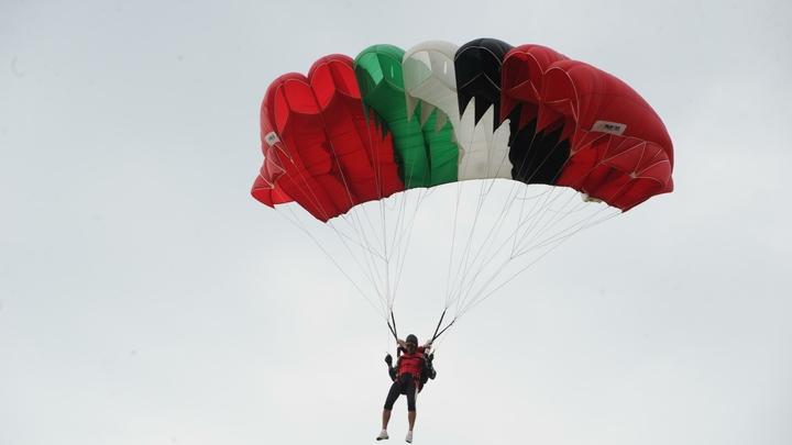 В России создают парашют с дистанционным управлением
