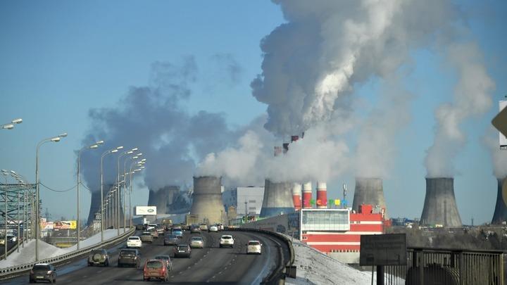 Экологическая обстановка в столице – обратная сторона плаката