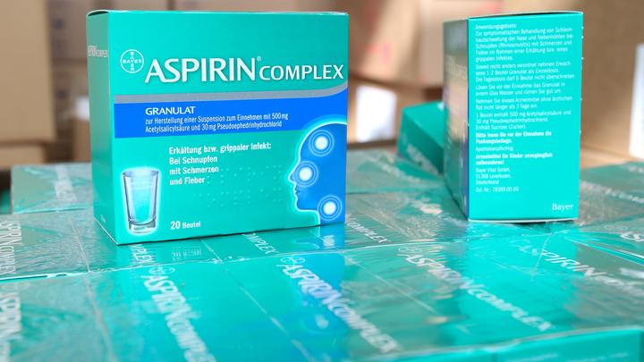 Учёные обнаружили смертельно опасный побочный эффект Аспирина
