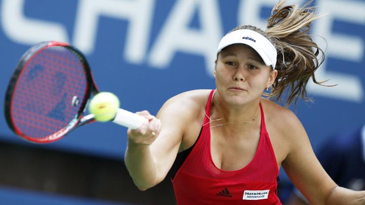 Где Уимблдон, там и Родина: русская теннисистка пробилась в основную сетку
