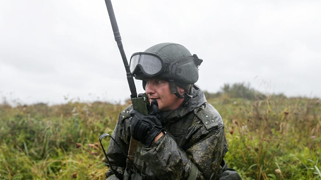 Спроектирован порядок призыва вармию вовремя войны