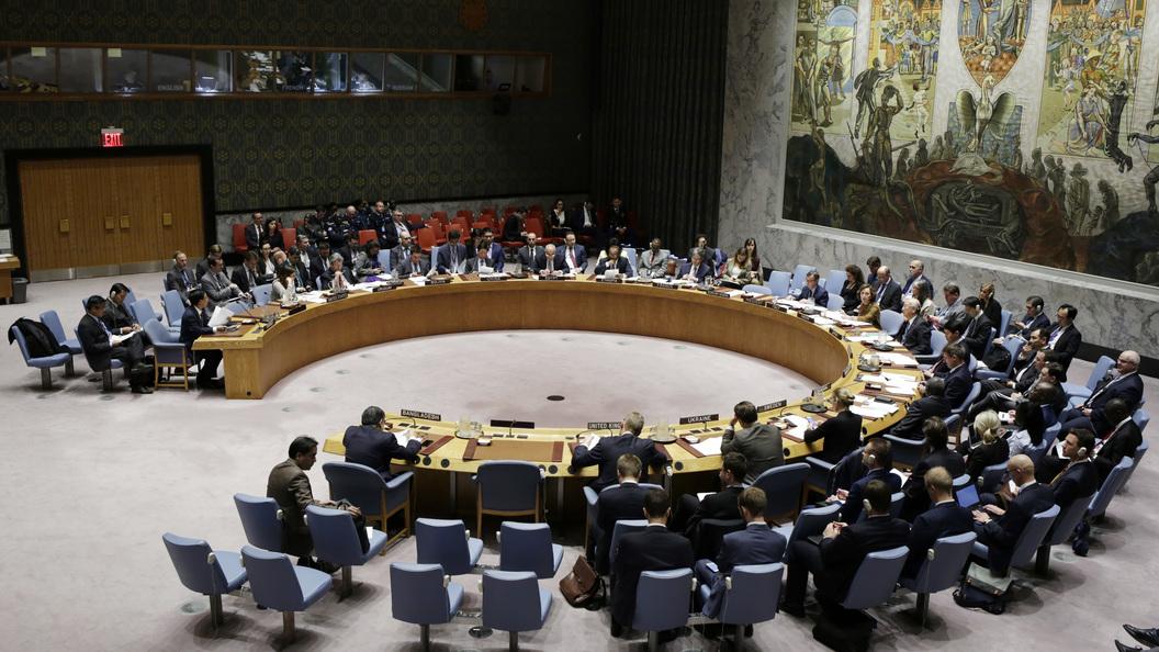 Совбез ООН колеблется в принятии резолюции о расследовании химатак в Сирии