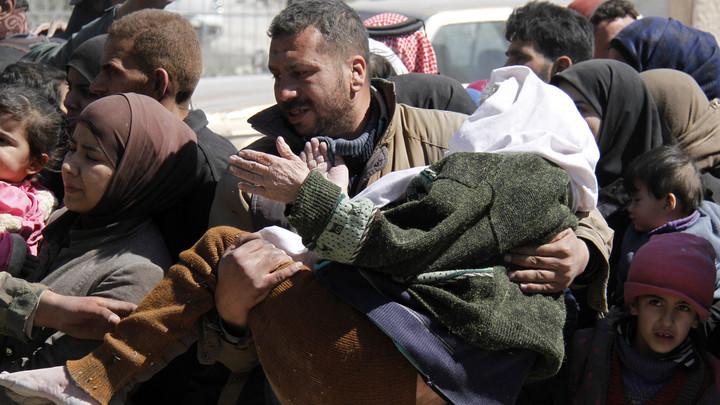 Жители Восточной Гуты разоблачили ложь пропаганды Запада о ситуации в Сирии