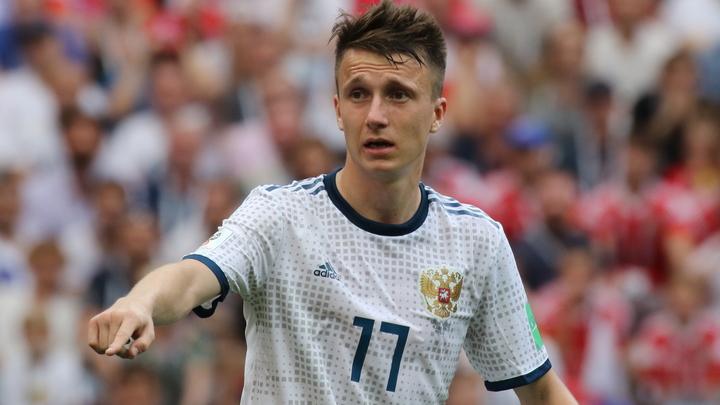 Головин: «Русских футболистов заграницей особо неждут»