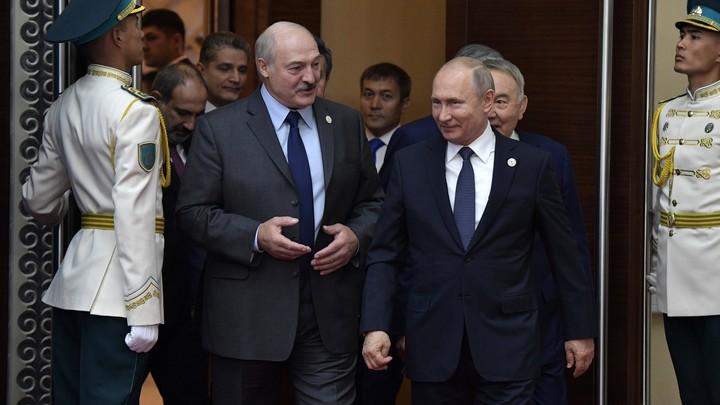 Можем, да? - Можем!: Как Путин и Лукашенко отметили 20-летие договора, показал журналист