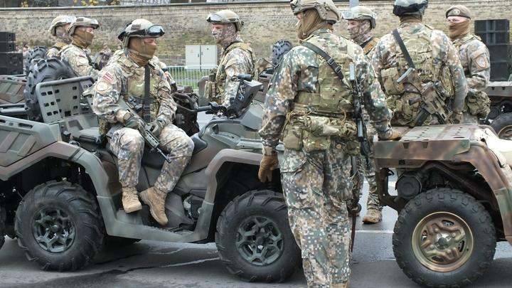 Полковник армии США - об учениях НАТО: Будем учиться воевать с неизвестным врагом. Таким, как Россия