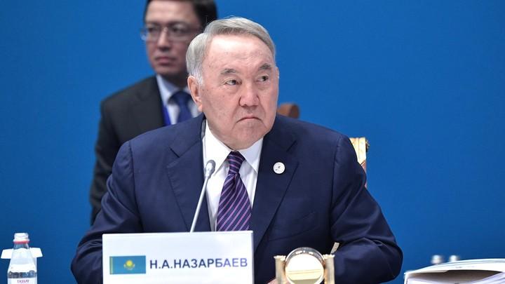 Нурсултан Назарбаев изолирован. У него коронавирус