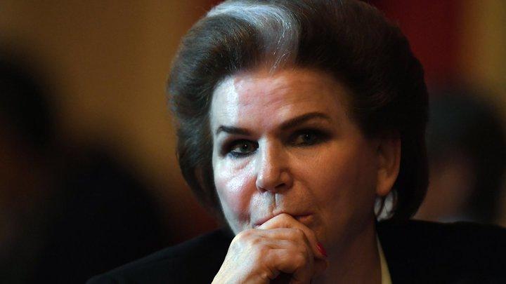 Профессор Вера хочет визжать и царапаться ради оскорблений Валентины Терешковой