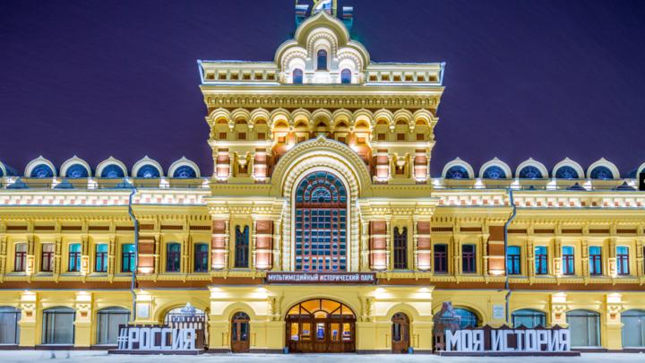 В апреле 2021 года завершится строительство нового павильона Нижегородской ярмарки