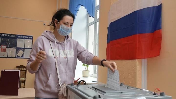 В Забайкальском крае открылись избирательные участки