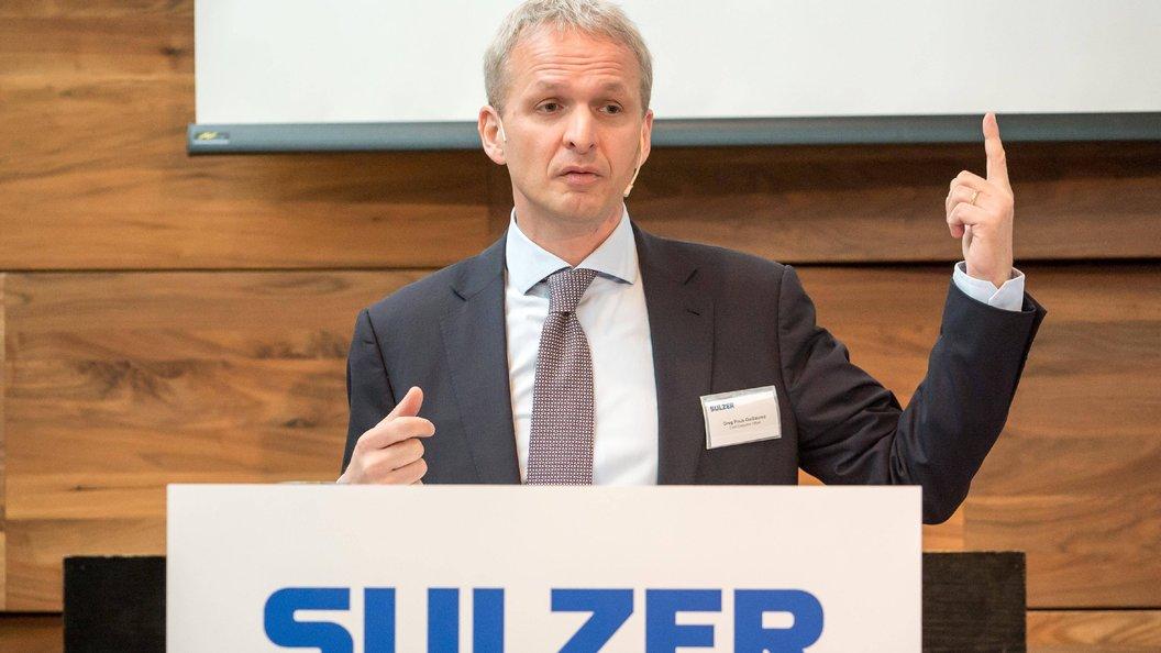 Ренова из-за санкций понизит долю вшвейцарской Sulzer до48,83%