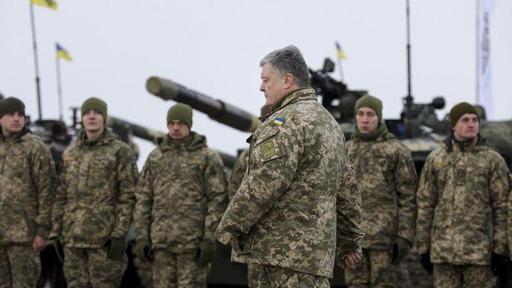 Штаб Зеленского дал ответ по повстанцам Порошенко, который не верит, что на Украине идёт гражданская война