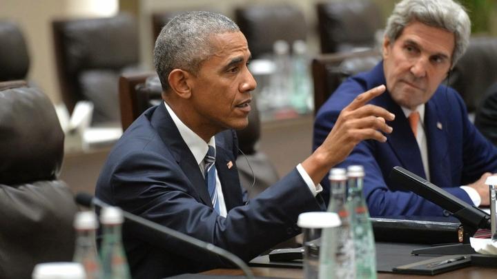 В офис Обамы из-за конверта с порошком нагрянула полиция