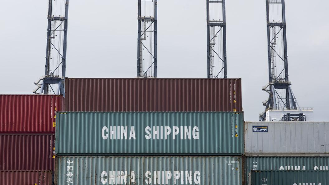 ВIквартале товарооборот междуРФ иКитаем вырос на28,2%