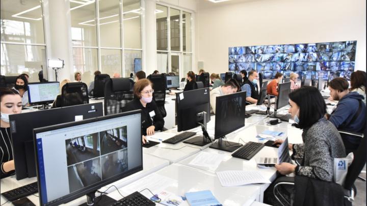 Прозрачность голосования в Новосибирске обеспечит центр общественного наблюдения