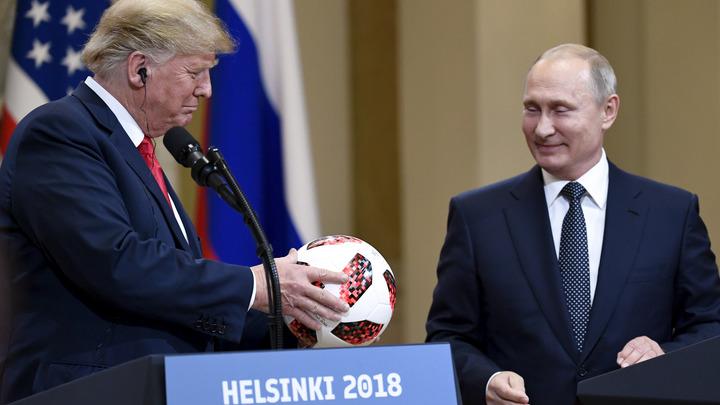 ВСША выпустили фильм о«влиянии В.Путина наТрампа»