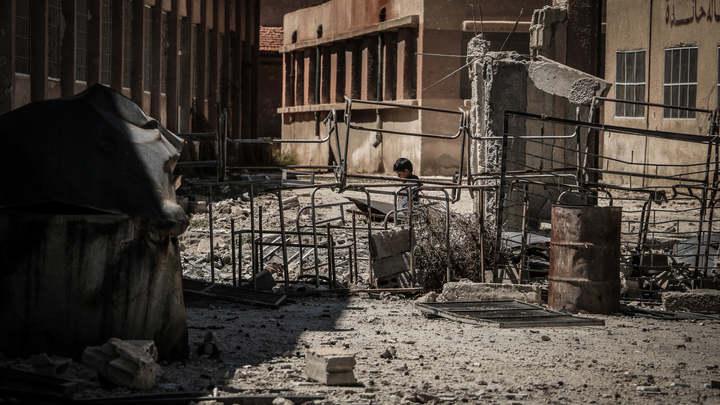Боевики в Восточной Гуте объявили комендантский час