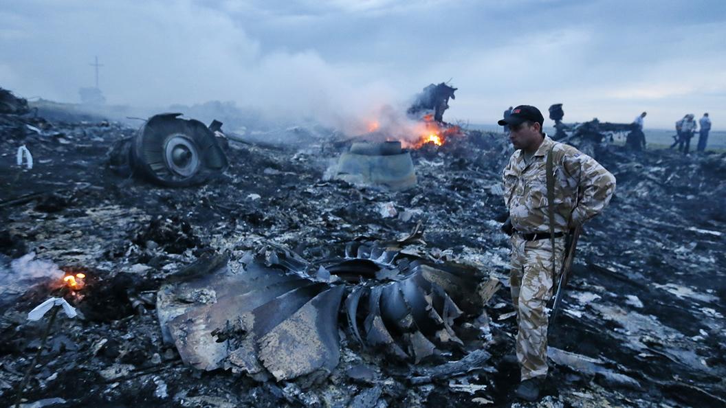 Фильм ВВС о малазийском боинге MH-17 оказался спекуляцией