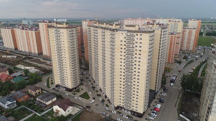 В Краснодаре дольщики трех долгостроев получили ключи от квартир