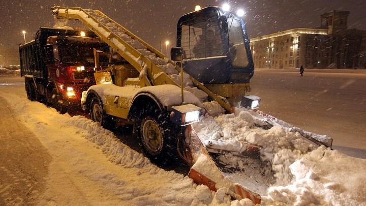 В России теперь знают, как бороться с последствиями снегопадов