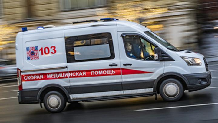 Автобус с детской футбольной командой вылетел с трассы под Ульяновском: Пострадали 10 человек