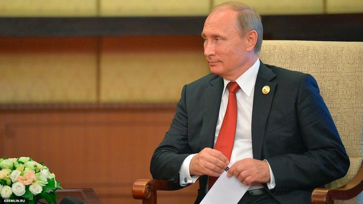 Путин попросил бизнесменов США помочь Трампу восстановить отношения с Россией