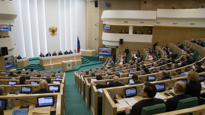 Показали свой уровень: Совфед оценил предвыборные угрозы главы МВД Украины