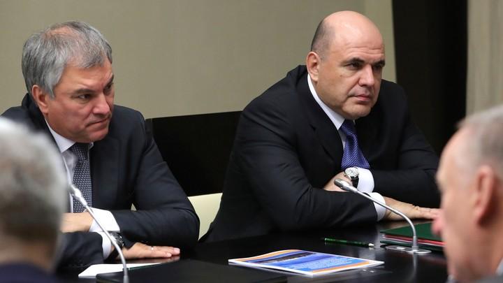 Тандем - всё? Путин рассказал об уходе Медведева и дубине Мишустина. Отставка правительства в цитатах