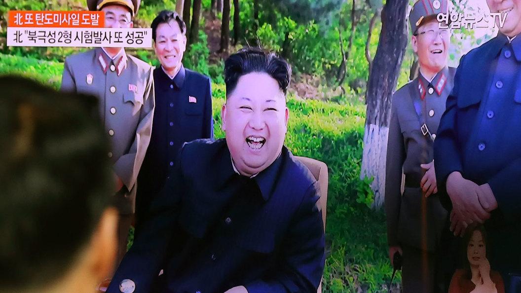 Крылатые ракеты Северной Кореи
