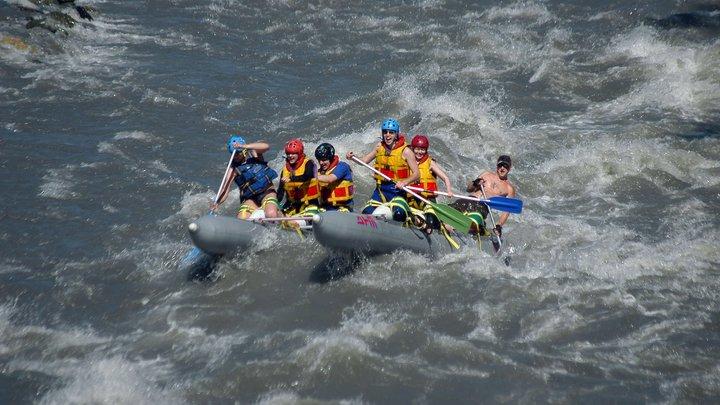 В Сочи осудят организатора сплава по реке Мзымта после гибели туристки