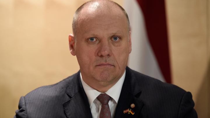Минобороны Латвии напугала бряцающая оружием Россия