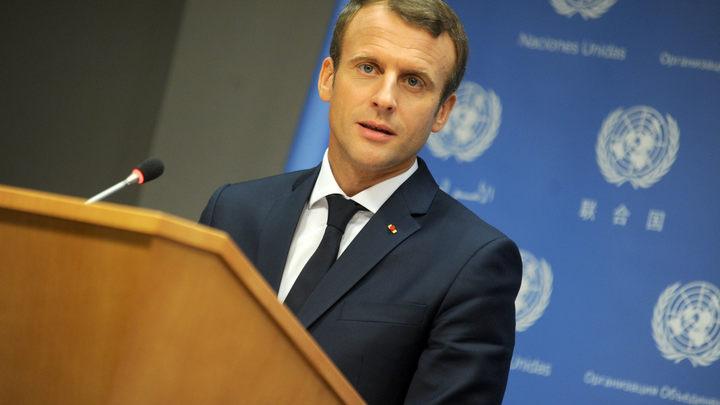 Большинство французов жалеют, что выбрали Макрона президентом - опрос