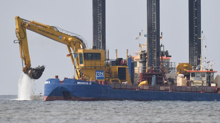 Баста: Германия отмела претензии США по «Северному потоку - 2»