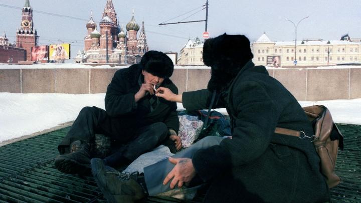 Скоро они начнут воровать. Потом - грабить: Москвич предупредил о столичной проблеме пострашнее коронавируса