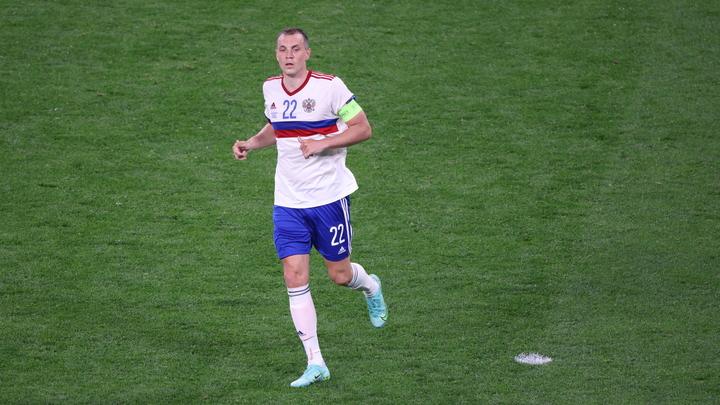 «Думали, можем спокойно сыграть вничью»: Дзюба разочарован проигрышем сборной России на Евро-2020