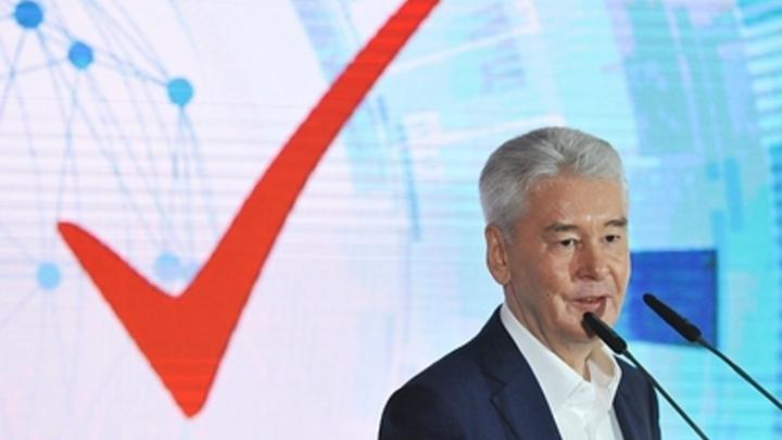 Собянин раскрыл случаи повторного COVID после вакцинации в Москве