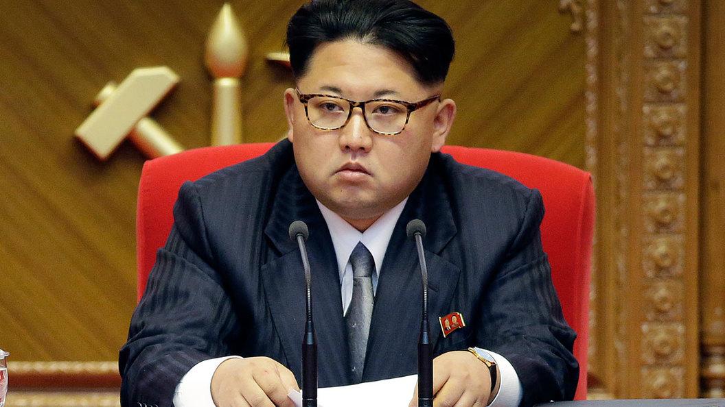 Ким гнет свою линию, и у него это хорошо получается