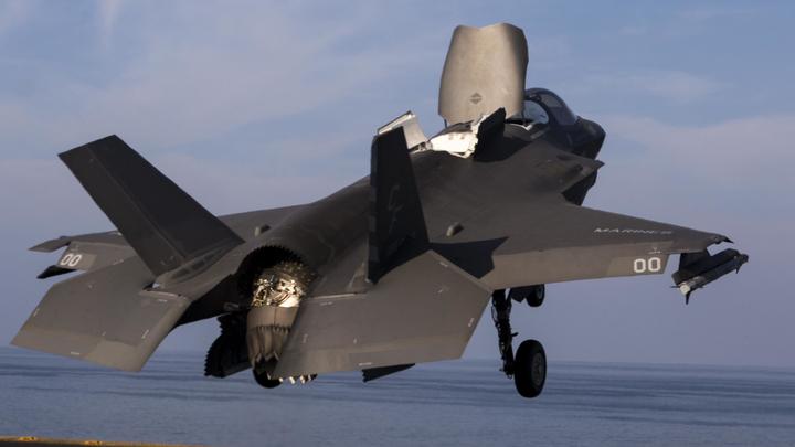 Американские истребители F-35 оказались непригодны для боевых действий — эксперты