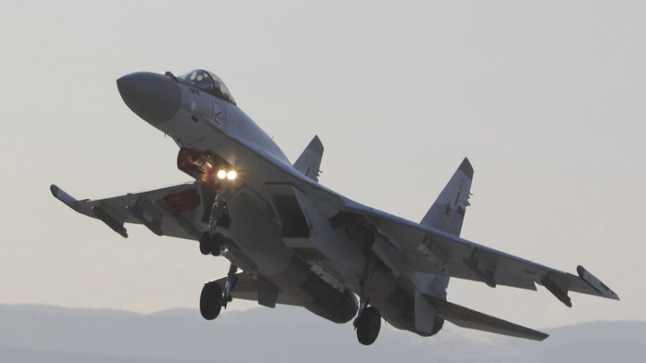 Турция смотрит в сторону России: После отказа США по F-35 Анкару заинтересовали российские Су-35