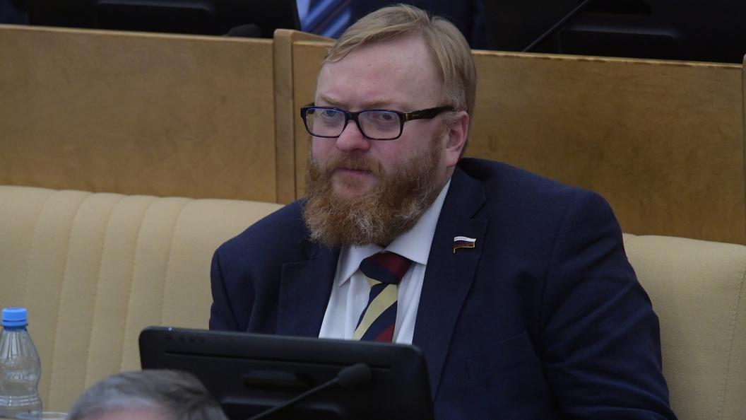 Милонов прокомментировал стремление Екатерины Гордон участвовать ввыборах