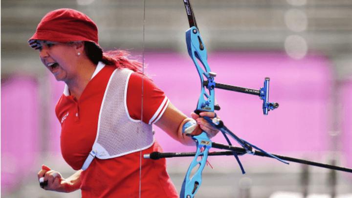 Донская лучница выиграла серебро на Олимпиаде в Токио