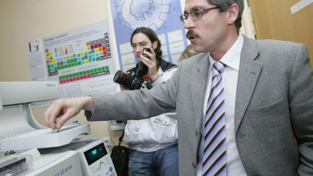 Майгуров объявил, что отказался временно возглавить IBU всвязи сконфликтом интересов